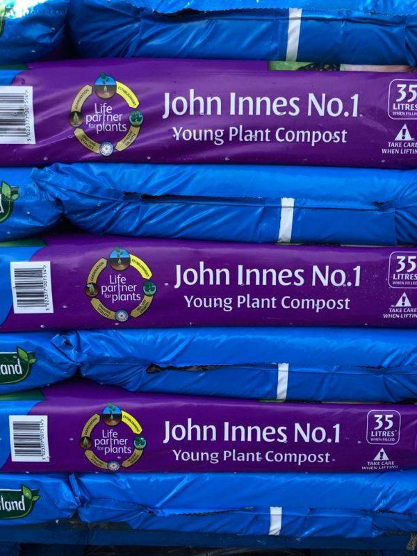 john innes no1 young plant compost