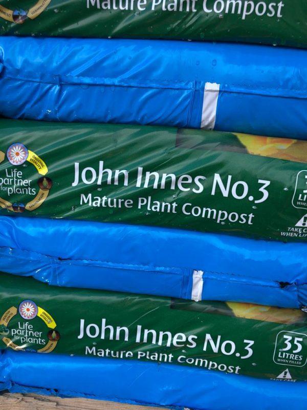 john innes no3 mature plant compost