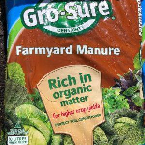 Westland Gro-Sure Manure