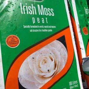 westland irish moss peat
