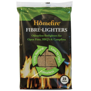 homefire fibre lighters