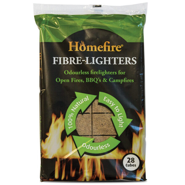 homefire fibre lighters